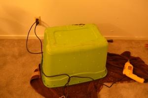 diy worm compost vermicompost bin tub