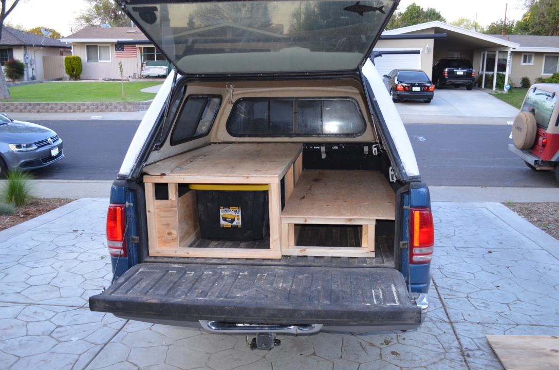 converting my truck into the ultimate camper – constant compass