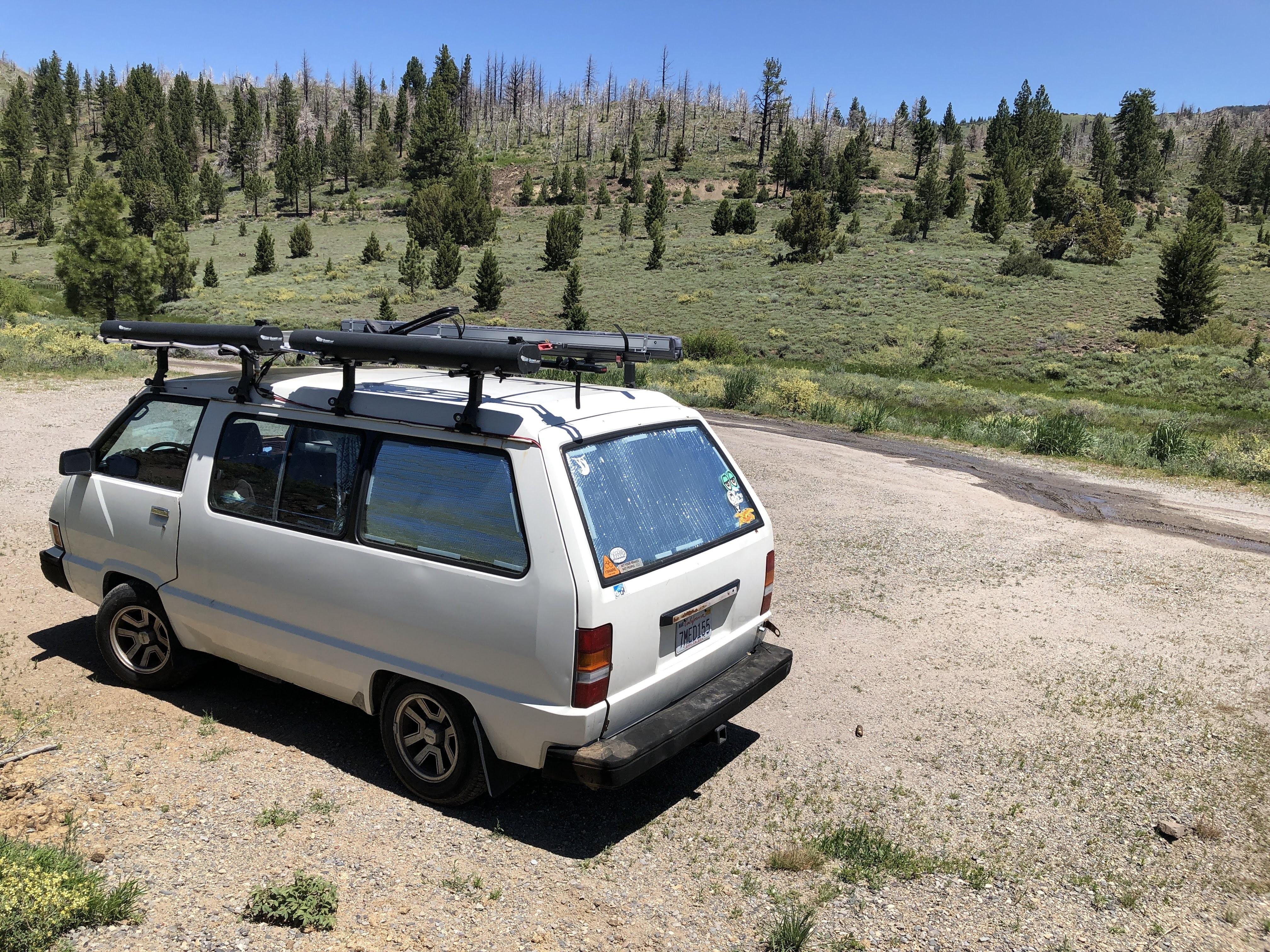 1985 Toyota Camper Vanwagon